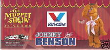 Action 2002 Johnny Benson Muppet Show Valvoline 1:24