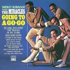 Going to a Go-Go/Away We a Go-Go [Expanded] by Smokey Robinson & the...