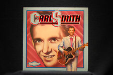 CARL SMITH-Columbia Historic Edition-Country Vocal Comp Near Mint Vinyl LP