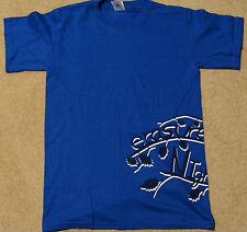 ERASURE Nightbird Wrap around Print T-Shirt Small