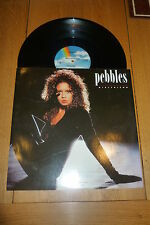 "PEBBLES - Girlfriend - 1987 Extended Version UK 3-track 12"""