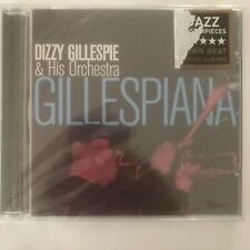 Dizzy gillespie & his orchestra gillespiana cd neuf sous blister