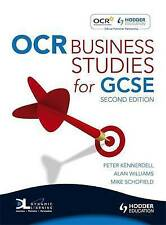 OCR Business Studies for GCSE by Alan Williams, Peter Kennerdell, Mike Schofield (Paperback, 2009)