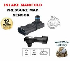 FOR RENAULT SCENIC 1.4 1.8 2.0 1999-->ON NEW INTAKE MANIFOLD PRESSIRE SENSOR
