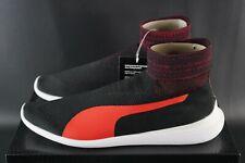 Puma Ferrari SF Evo Cat Sock Size UK 10.5 EUR 45 Gym Trainers Fitness Shoes Knit
