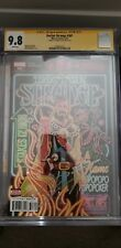 Doctor Strange #387 CGC SS Signed By Donny Cates