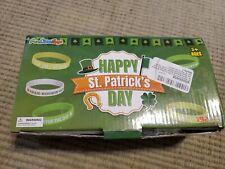 New ListingNew! Happy St Patrick's Day Party Favors 48 Bracelets 192 Stickers