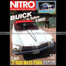 NITRO N°151-b BUICK LE SABRE DODGE VIPER GTS JUVA 4 1994 ★ POSTER BUICK / FORD ★