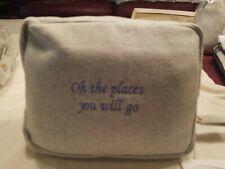 The Pillow Bar Globetrotter Travel Bag NEW $199