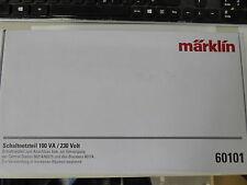 Märklin 60101 Netzteil 100W (5A) für Central Station 60215,Neuware