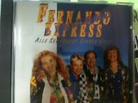 Fernando Express Alle Sehnsucht dieser Welt (1994) [CD]