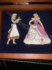 Cinderella Box Set Official Pin Trading 2003