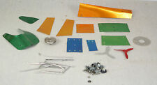 BOB -- Quelques pièces jeu de construcion avion en aluminium