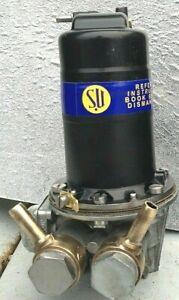 12V..Hi pressure SU Fuel Pump no. (AUF 303)  JAGUAR /MGB  etc etc .DUAL POLARITY