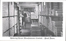 Kettering Corset Manufacturers Limited. Stock Room.