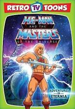 He-Man and the Masters of the Universe: Eternia (DVD, 2015)