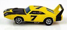 Vintage HO AURORA AFX Flamethrower Dodge Charger Daytona MagnaTraction Slot Car