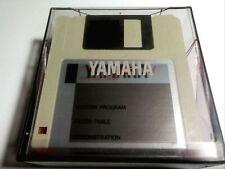 Yamaha TX16W Sampler Factory Sound Disk Library 7 Disk Set.System Disk&SDL 1-6