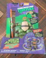 TMNT Teenage Mutant Ninja Turtles action figure 2014 Michelangelo Nickelodeon