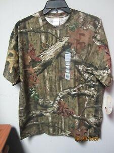 Mossy Oak Men's Break-Up Country Infinity Graphic Camo T-Shirt Size 2XL