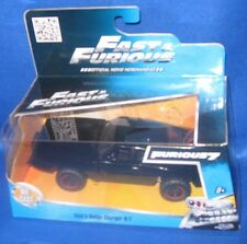 FAST & FURIOUS 7 MOVIE DOM'S DODGE CHARGER R/T 1:32 DIE CAST COLLECTIBLE CAR