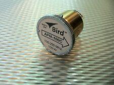 Bird APM-16 Thruline WattMeter Element APM-100C 100-250MHz