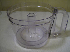 Elite Platinum 12-Cup Food Processor WORKBOWL ONLY / NEW