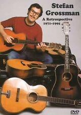 Stefan Grossman: A Retrospective 1971-1995 (Dvd)