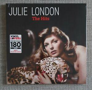 JULIE LONDON - THE HITS - 180 Gram VINYL RE-ISSUE - 2017 - BRAND NEW & SEALED