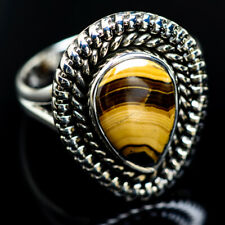 Schalenblende 925 Sterling Silver Ring Size 9 Ana Co Jewelry R988557F