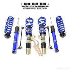 Solo Werks Coilover Suspension - BMW '12-'17 F-series F20 /F21 / F22 / F30 / F32