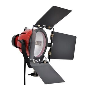 Red Head 800w with barn doors