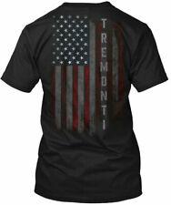 New listing Tremonti Family American Flag Gildan Tee T-Shirt