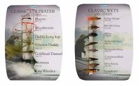 Shakespeare Sigma Fly Classic Wets / Classic Still Flies Fly Fishing