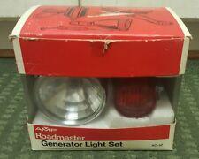 NOS AMF Roadmaster Bicycle Generator Light Set In Box AC-92