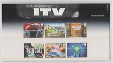 2005 GB CLASSIC ITV PRESENTATION PACK STAMPS SG 2561 - 2566