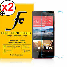 2 X 9H HD Tempered Glass Screen Protector Shield for HTC Desire 628