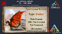Ark Survival Evolved PC - PC - PVE NEW - NEW EMBER WYVERN - Level 200+ [Breed