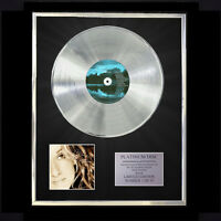 CELINE DION ALL THE WAY A DECADE OF SONG  CD PLATINUM DISC FREE P+P!!