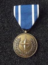 (A11-X01) NATO Einsatzmedaillie  Yugoslavia Mazedonien Orden