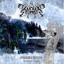 Kroda - Fimbulvinter / Falcon Among the Cliffs 2LP 2011 folk black metal