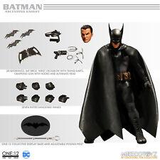 Mezco One:12 Batman Ascending Knight Black Costume Action Figure MINT NEW IN BOX