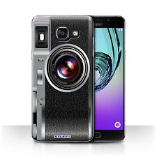 STUFF4 Case/Cover for Samsung Galaxy A5 (2016)/Camera/Vintage