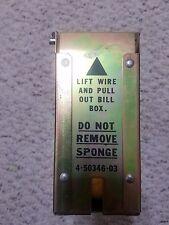 Rowe bill changer cassettes