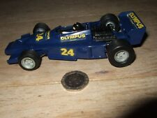 DINKY TOYS HESKETH 308E RACING CAR No 222 VINTAGE DIECAST