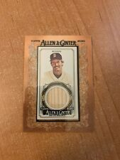 2020 Topps Allen & Ginter - Wade Boggs - Framed Mini Relic RED SOX