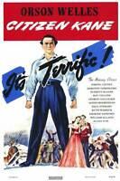 CITIZEN KANE Movie POSTER 24x36 Orson Welles Joseph Cotten Everett Sloane