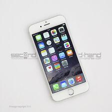Apple iPhone 6 16GB Silver (Unlocked/SIM FREE) 1 Year Warranty Good Condition