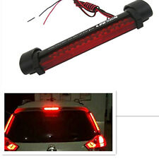 Rosso 14 LED 12V AUTO 3rd Third FRENO Tail Light High Mount STOP LUCE UNIVERSALE