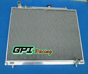 For Mitsubishi Pajero Montero Shogun NM NP NS NT 2.8 3.2 V6 MT Radiator